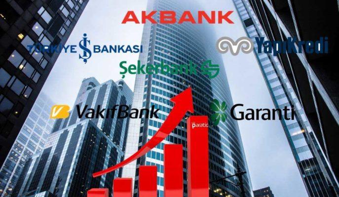 Bankacılık Sektörü Hisse Senetleri, Rekor Kar Açıklamasıyla Yükselişte