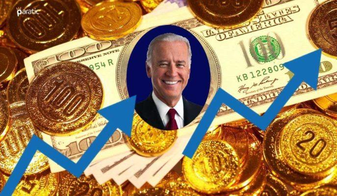 Biden'ın Galibiyetine Dair Beklentiler Artarken, Dolar 8,41'i, Gram Altın 509 TL'yi Aştı
