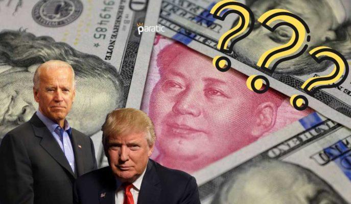Biden Zaferi Yuanı Yükseltebilir Ama Trump Etkisi Uzun Sürecek