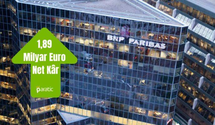 BNP Paribas 3Ç20'de Yatırım Bankacılığı Sayesinde Beklentileri Aştı