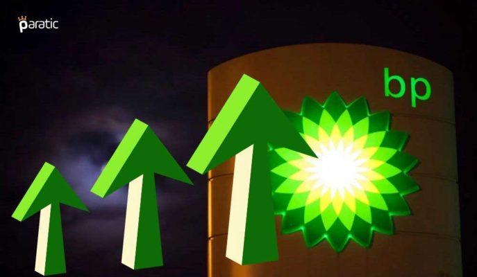 BP Hisselerinin 2021 Yılında %64'e Yakın Ralli Yapması Bekleniyor