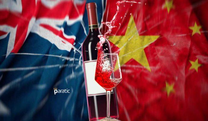 Çin Avustralya Şarap İthalatına Geçici Anti-Damping Önlemleri Uygulayacak
