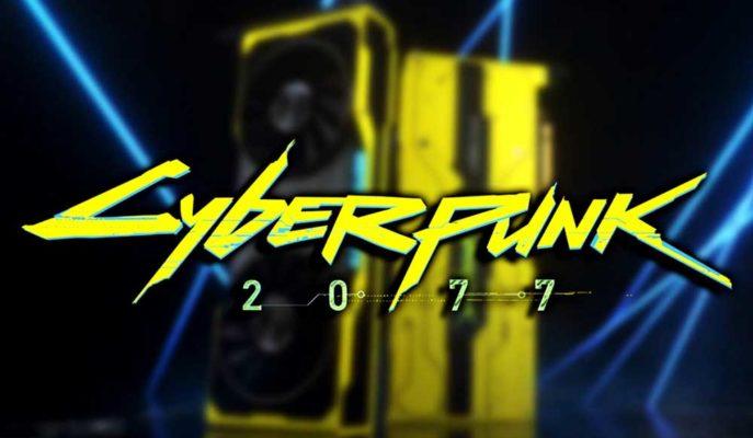 Cyberpunk 2077'nin RTX Desteği İlk Olarak Nvidia Ekran Kartlarına Gelecek
