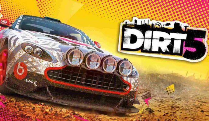 Dirt 5 Bekleyenler için PlayStation 5 Videosu Ortaya Çıktı