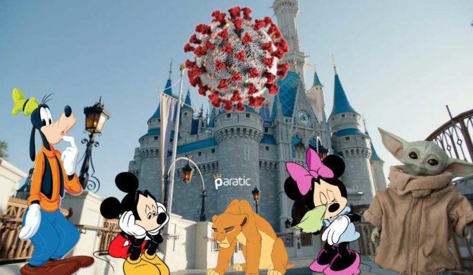 Disney 32 Bin Kişiyi İşten Çıkarırken, Hisseleri Düşüyor