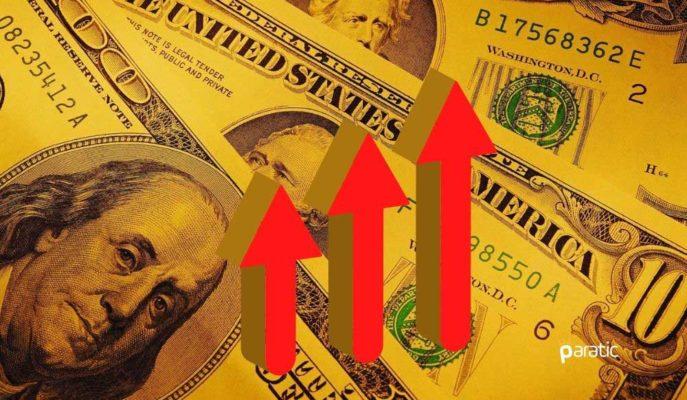Dolar 4,9 Milyar TL Gelen Bütçe Açığının Ardından 7,74'e Çıktı