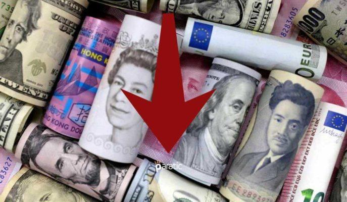 Dolar ve Euro Zorunlu Karşılık Oranlarının Değiştirilmesiyle Düşüşe Geçti