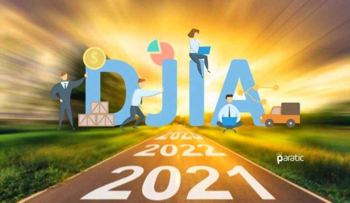 Dow Jones 2021'de 40.000 Puan Seviyesine Ulaşabilir