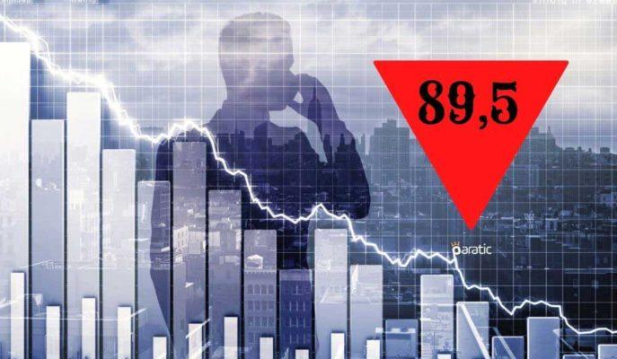 Ekonomiye Güven Vakalardaki Artış ve Kısıtlamalarla Kasım'da Zayıfladı