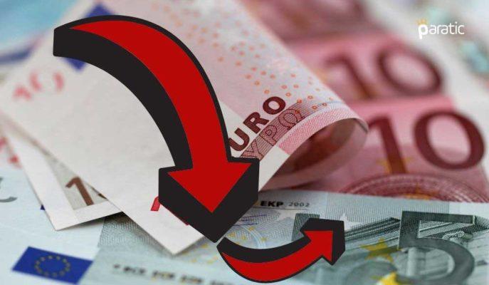 9 Liranın Altına İnen Euro, Bir Buçuk Ayın En Düşüğünden Döndü