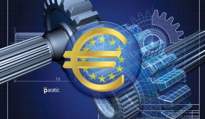 Euro Bölgesi İmalat PMI Ekim'de 54,8 ile Güçlenmeye Devam Etti