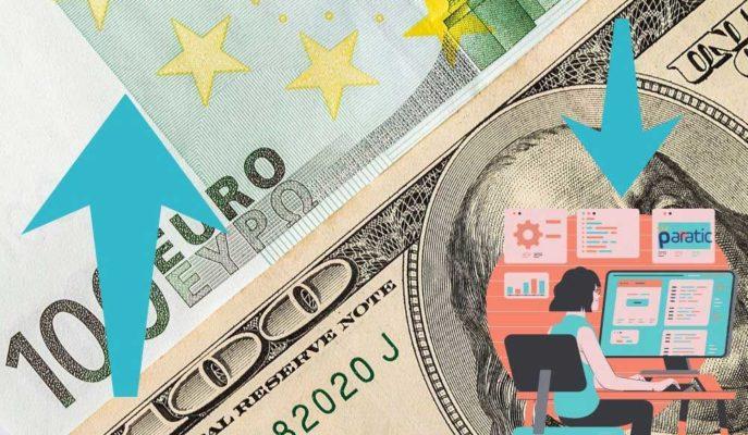 Euro Bölgesi PMI 6 Ayın Dibini, EUR/USD 2 Haftanın Zirvesini Gördü