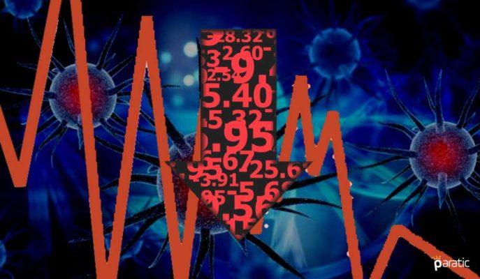Euro Bölgesi ve AB'nin 3Ç20 GSYİH Tahminleri Hafifçe Düşürüldü