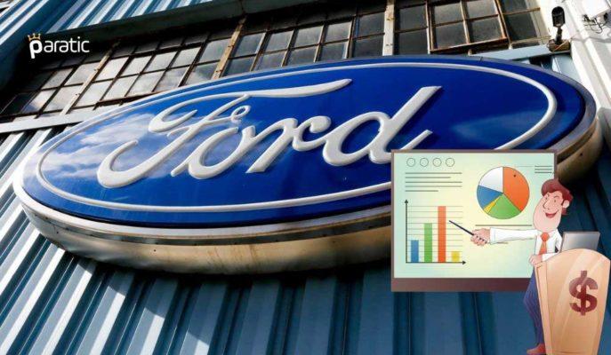 Ford 2022'ye Kadar Elektrikli Araçlar için 11,5 Milyar $ Yatırım Yapacak