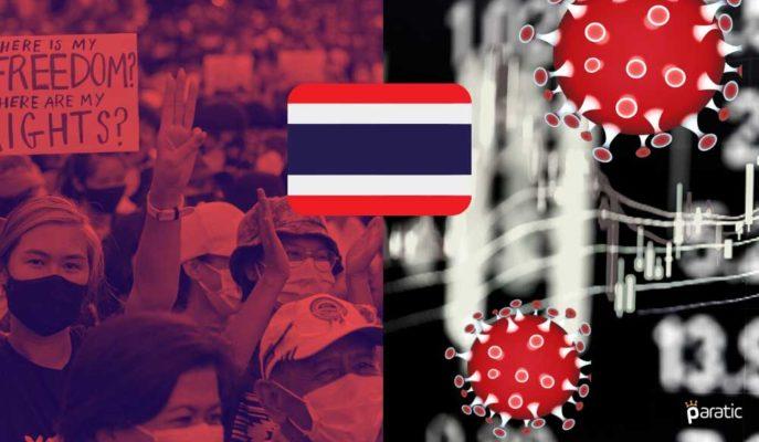 Güneydoğu Asya'nın En Yavaş ve Zayıf Toparlanması Tayland'ın Olacak
