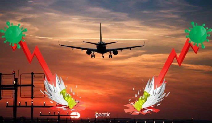 Hava Yolu Sektörünün Net Zararı 2020'de 118,5 Milyar Dolara Ulaşacak
