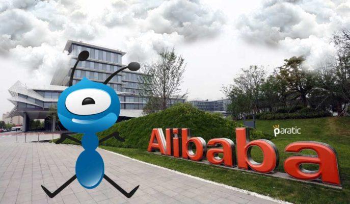 Alibaba Hisseleri Askıya Alınan Ant Halka Arzıyla Sert Düştü