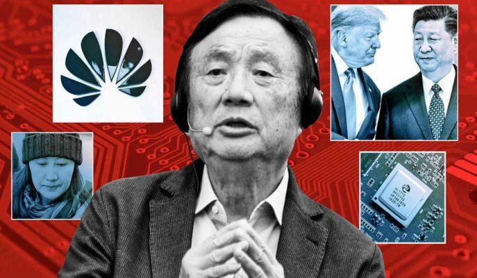 Huawei'nin Patronu Zhengfei, ABD Yaptırımlarını Eleştirmeye Devam Ediyor
