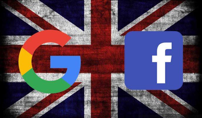 İngiltere, Google ve Facebook Gibi Teknoloji Devlerini Denetlemek için Yeni Birim Oluşturuyor