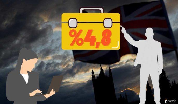 İngiltere'de İşsizlik Sert Artarken İşten Çıkarmalar da Rekor Yüksek Seviyeyi Gördü