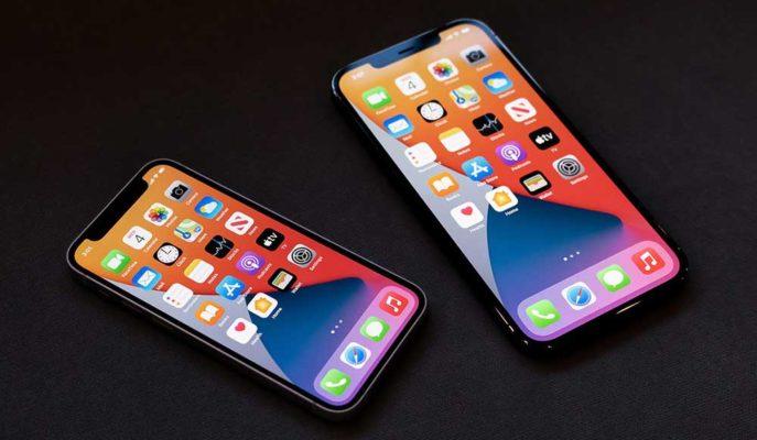 Apple'ın Geç Satışa Sunduğu iPhone 12 Mini ve Pro Max Dayanıklılık Testine Girdi