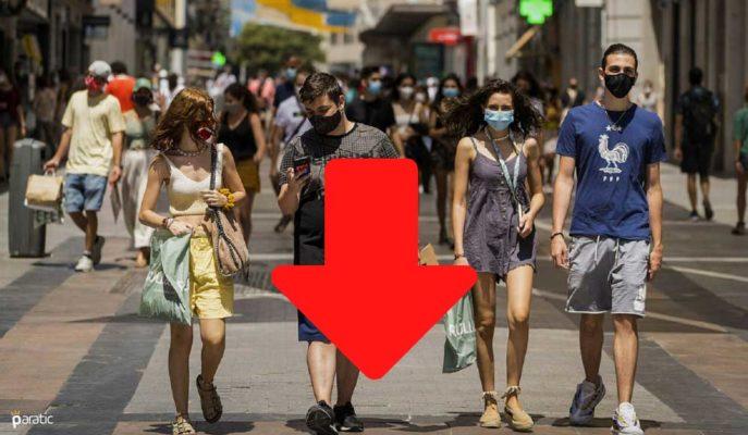 İspanya'da Tüketici Fiyatları Kasım'da 8. Ayında Düştü