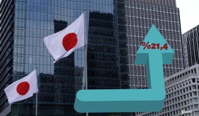 Japonya GSYİH'si 3Ç20'de %21,4 Büyüyerek Dipten Dönüş Yaptı