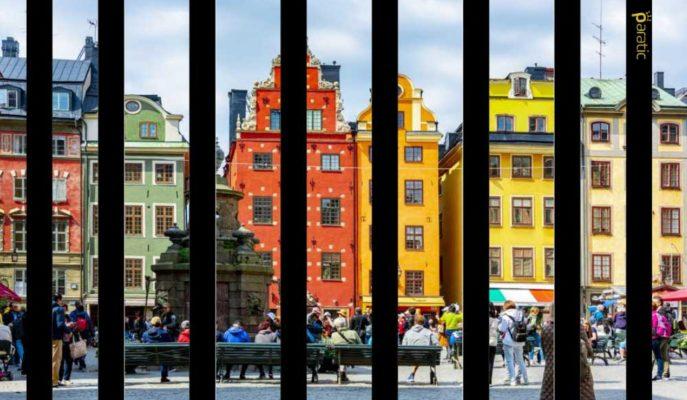 Karantinasız Yaklaşımıyla Ünlü İsveç, Covid'de Yön Değiştiriyor