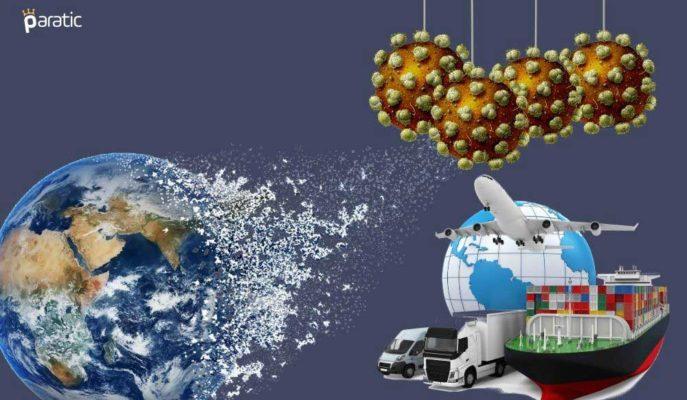 Mal Ticaret Barometresi 100,7'ye Yükselse de Dünya Ticaretindeki Riskler Sürüyor