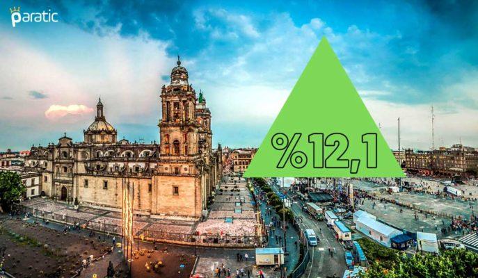 Meksika Ekonomisinin 3Ç20'de Rekor Büyümeyle Toparlandığı Onaylandı