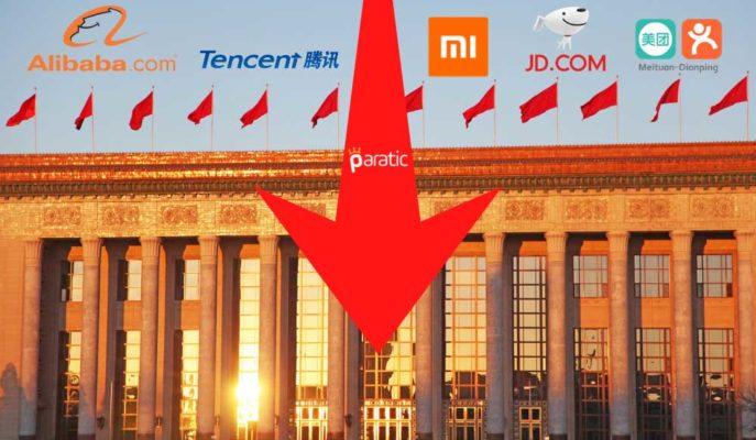 Mevzuat Endişeleri, Çin Teknoloji Devlerinden 250 Milyar Dolar Sildi