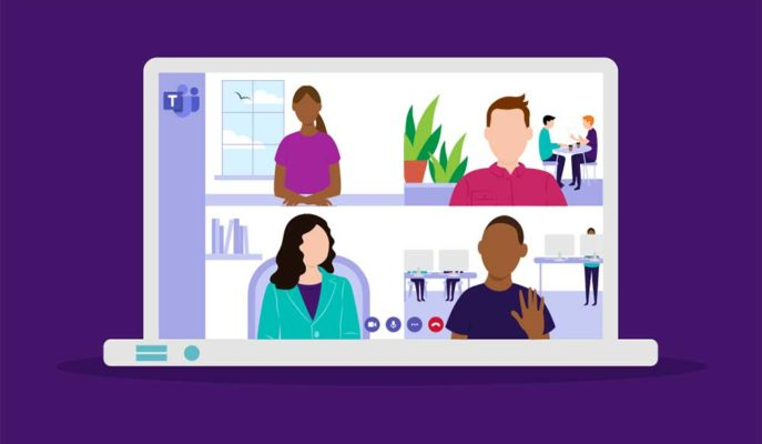 Microsoft Teams Kullanıcılara Ücretsiz Video Konferans Hizmeti Sunacak