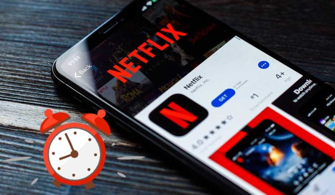 Netflix'te İzleyiciler Uygulamanın Kapanacağı Zamanı Belirleyebilecek