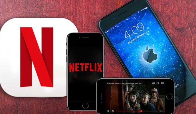 Netflix Oynatma Hızı Özelliğini iOS Uygulaması için Sundu