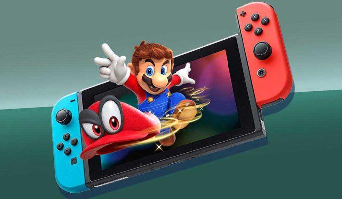 Nintendo Switch Artan Satış Rakamları ile Şirketi Konsol Rekabetinde Güçlendiriyor
