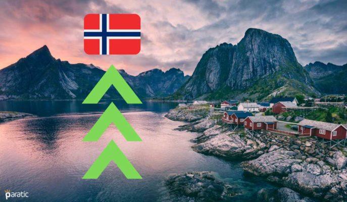 Norveç GSYİH'si 3Ç20'de Covid Kaynaklı Resesyondan Toparlandı