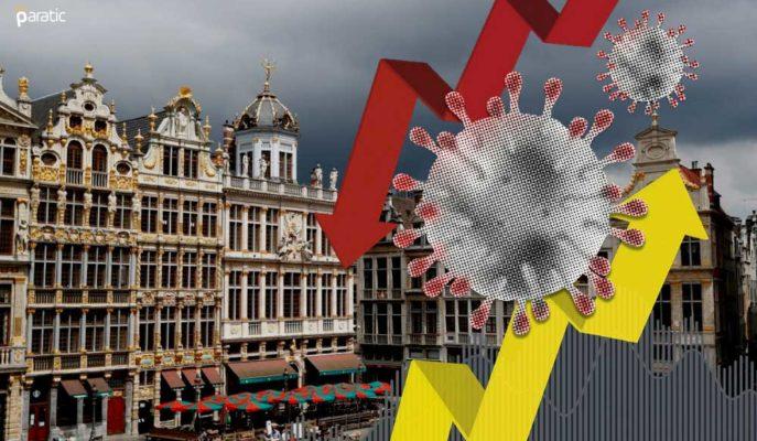 Tahminlerden Daha Güçlü Büyüyen Belçika, Yeni Covid Kuralları Getiriyor