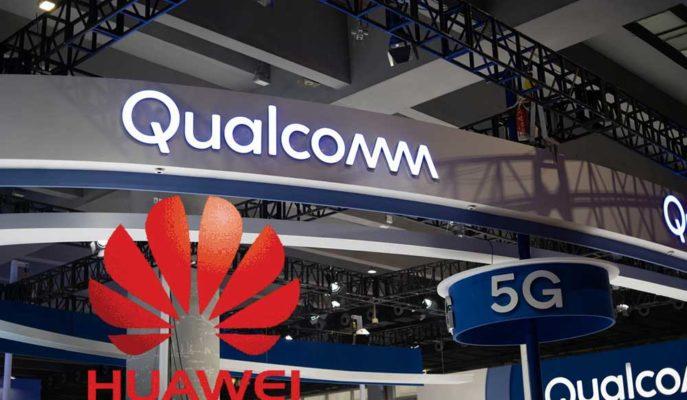 Qualcomm, Huawei ile Ticareti Başlatmak için Gerekli Lisansı Aldı