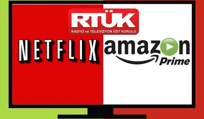 RTÜK Başkanı Şahin Netflix ve Amazon Prime'ın Lisans Aldığını Açıkladı