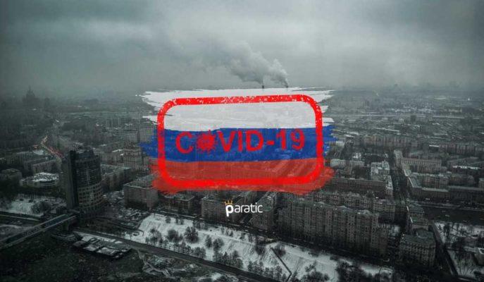 Rusya Hizmet PMI Ekim'de 5 Ayın En Keskin Düşüşünü Kaydetti