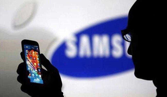 Samsung Akıllı Telefon Pazar Payı ile Apple'ı Kendi Evi ABD'de Geçmeyi Başardı