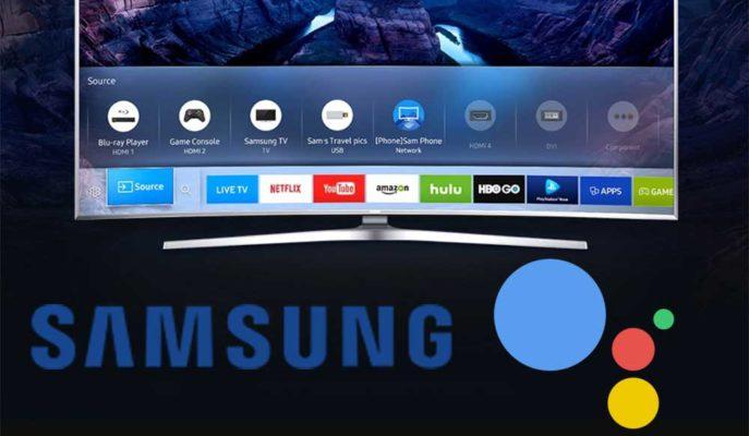 Samsung'un Yeni Nesil Akıllı Televizyonları Google Asistan Desteğine Kavuşuyor