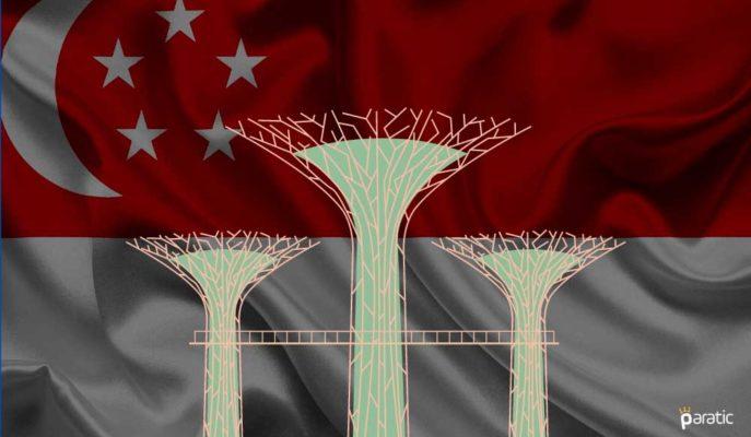 Singapur 3Ç20 GSYİH'si Daha Az Küçülürken Görünüm Revize Edildi