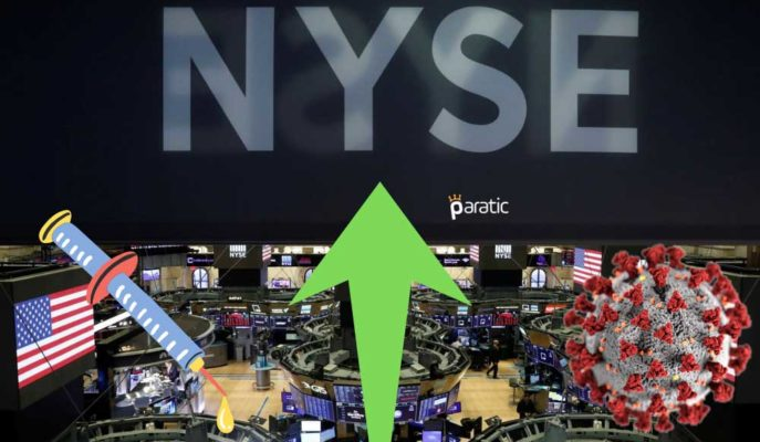 S&P 500 Ekonomik İyileşme ve Aşı Beklentisiyle Rekor Kapanış Yaptı