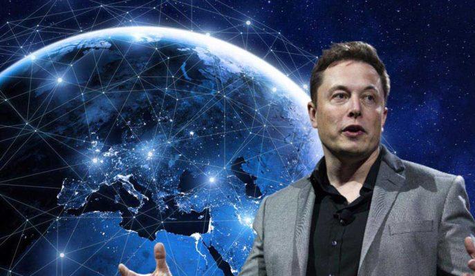 SpaceX'in Küresel İnternet Hizmeti Starlink'in Avrupa'ya Geleceği Tarih Belli Oldu