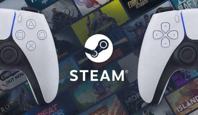Steam, PlayStation 5'in Kontrol Cihazı DualSense'i Destekleyecek