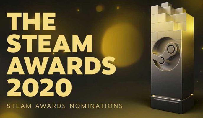 Steam Yılın En İyi Oyunları için Kullanıcıların Oylarını Bekliyor
