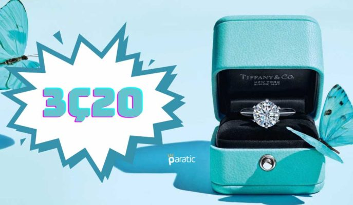 Tiffany'nin 3Ç20 Kârı Artan Çin Satışlarıyla Yükseldi