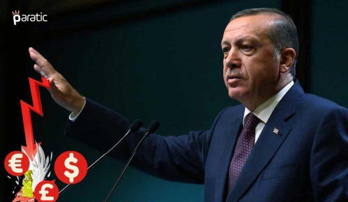 Türk Lirası, Erdoğan'ın Piyasaya Güven Veren Açıklamasıyla Dolar ve Euro Karşısında %3'ten Fazla Yükseldi