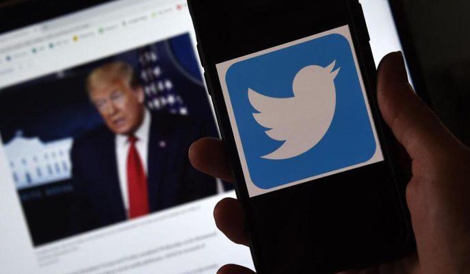 Twitter, Trump'ın Seçim Sonrası Açıklamalarını 'Yanıltıcı Bilgi' Olarak Gösteriyor
